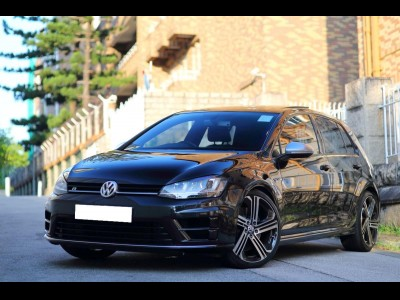 Volkswagen Golf R 300PS DSG