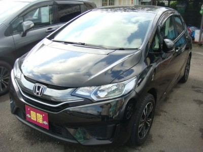 Honda FIT HYBRID GP5