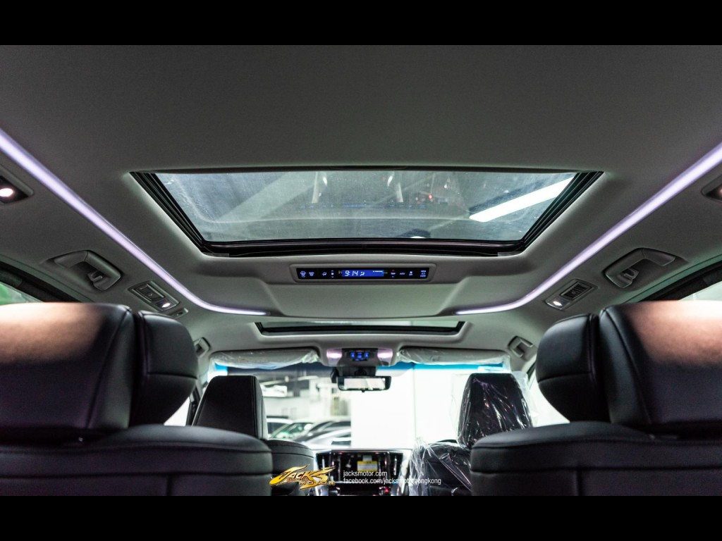 Toyota ALPHARD 3.5 SC FACELIFT