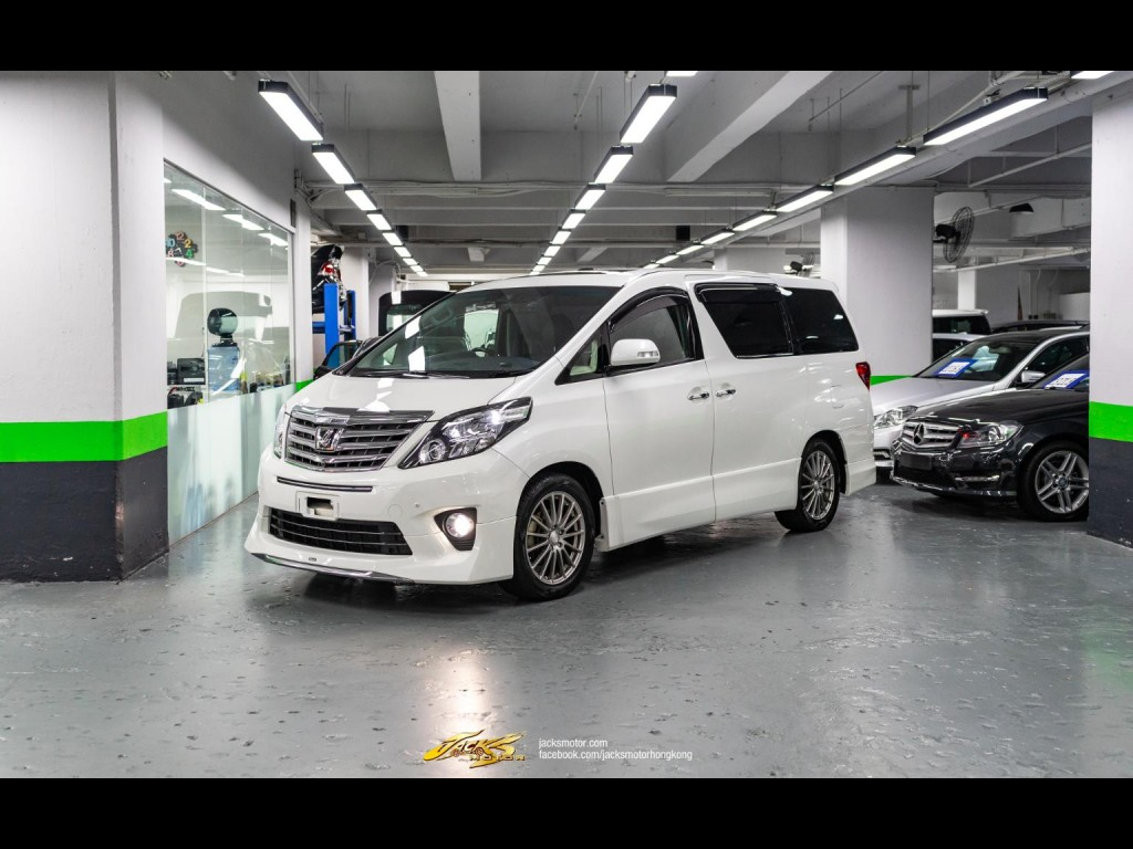 Toyota ALPHARD 3.5 SC MODELLISTA