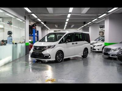Honda STEPWGN 1.5 Turbo MODULO X