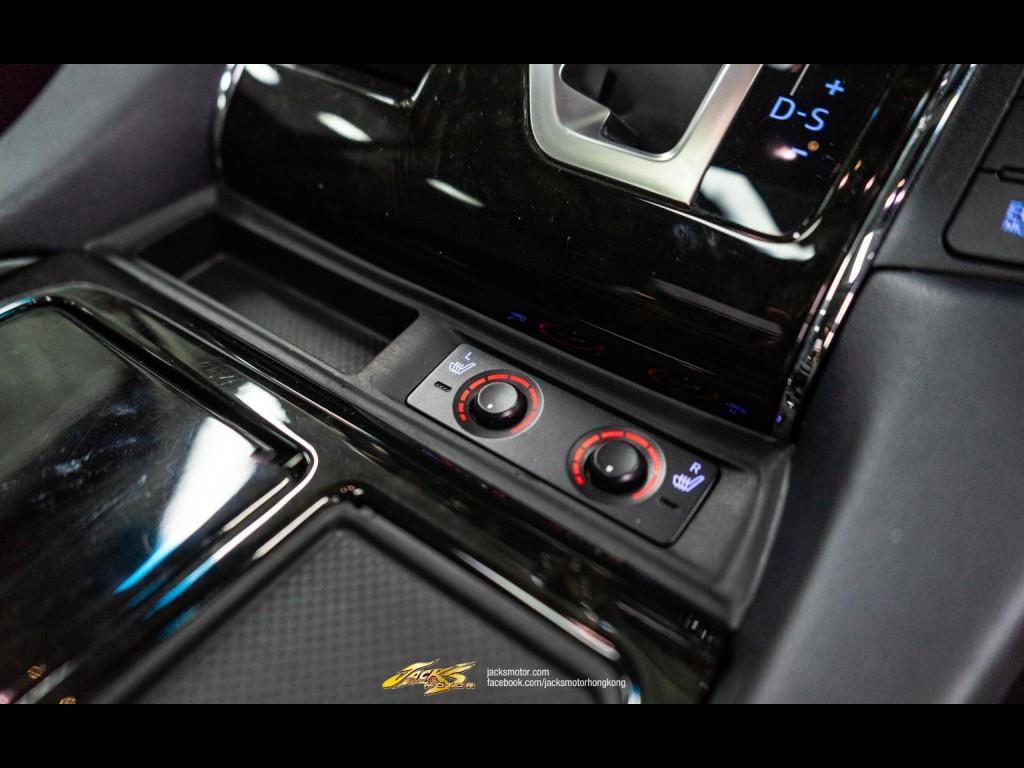 Toyota VELLFIRE 3.5 ZAG TRD
