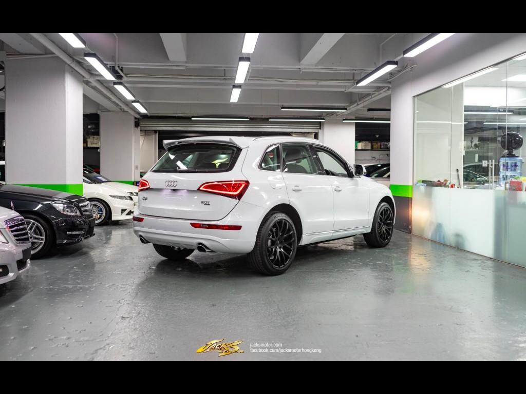 Audi Q5 2.0T QUATTRO FACELIFT
