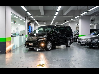 Toyota VELLFIRE 2.4Z FACELIFT