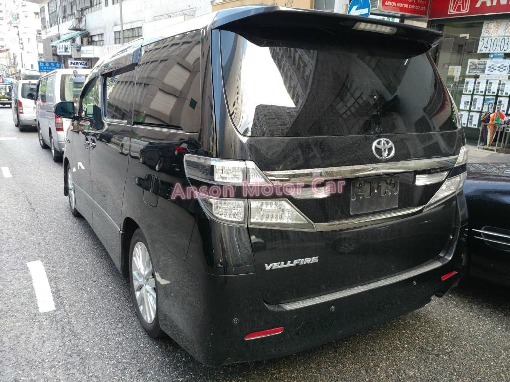Toyota VELLFIRE 2.4 Z
