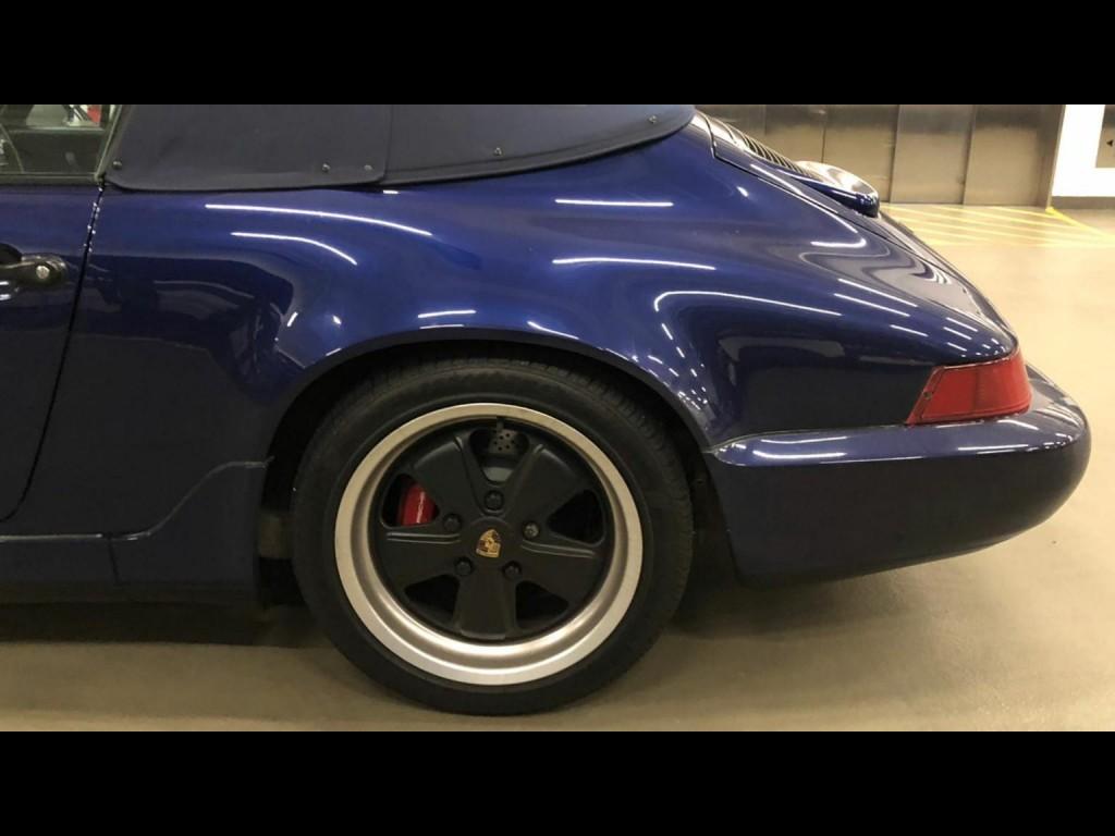 Porsche 964 c2 cab