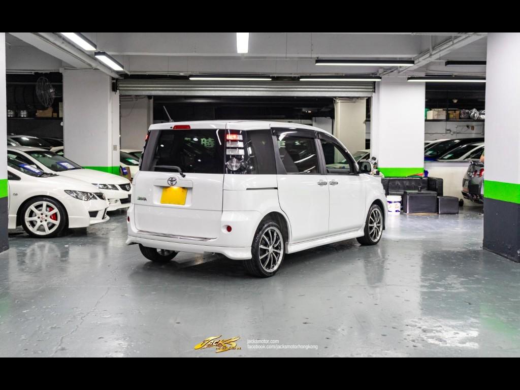 Toyota SIENTA FACELIFT