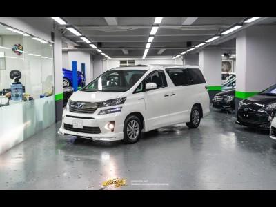 Toyota Alphard Hybrid ZR