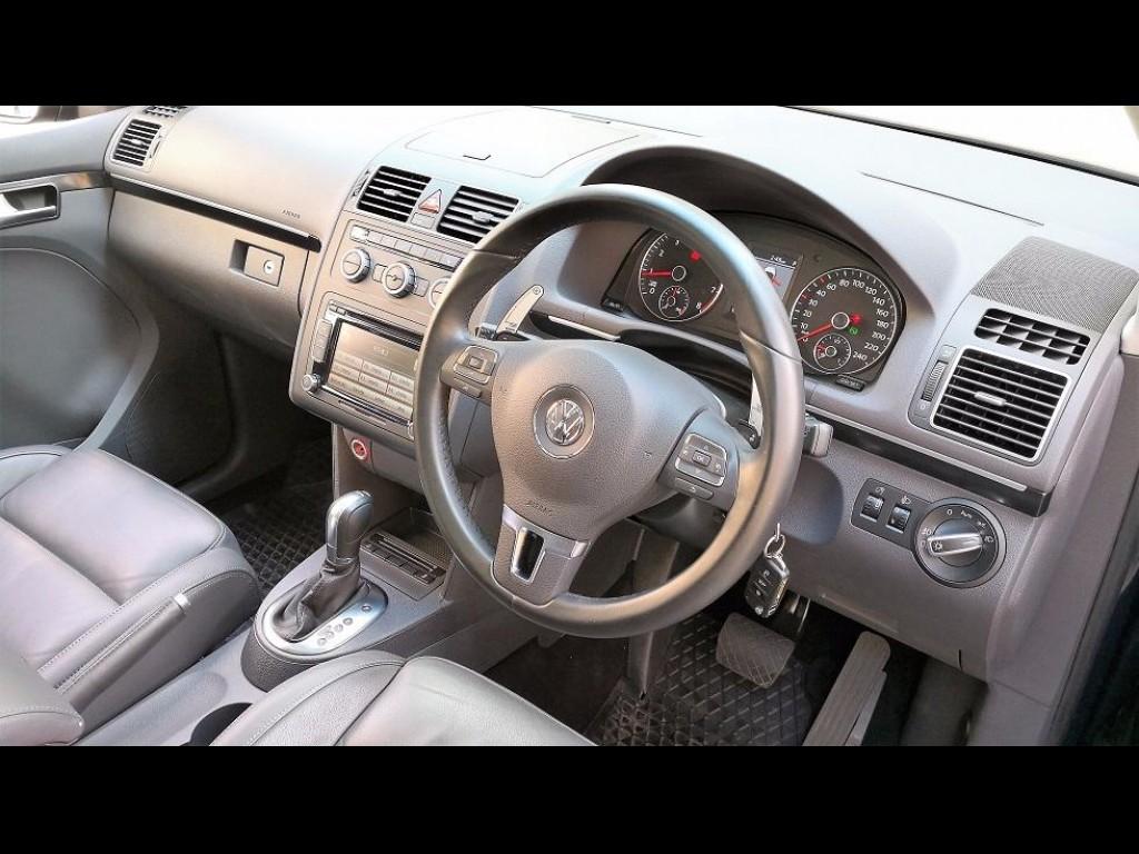 Volkswagen TOURAN 1.4 TSI GT