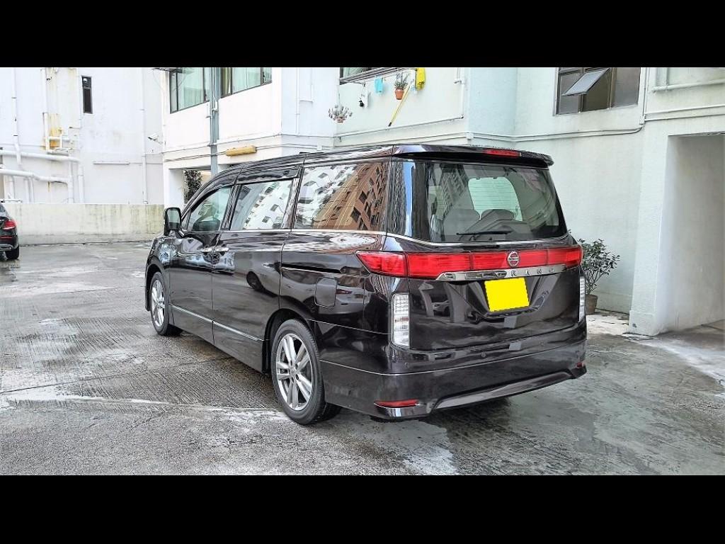 Nissan ELGRAND 3.5L