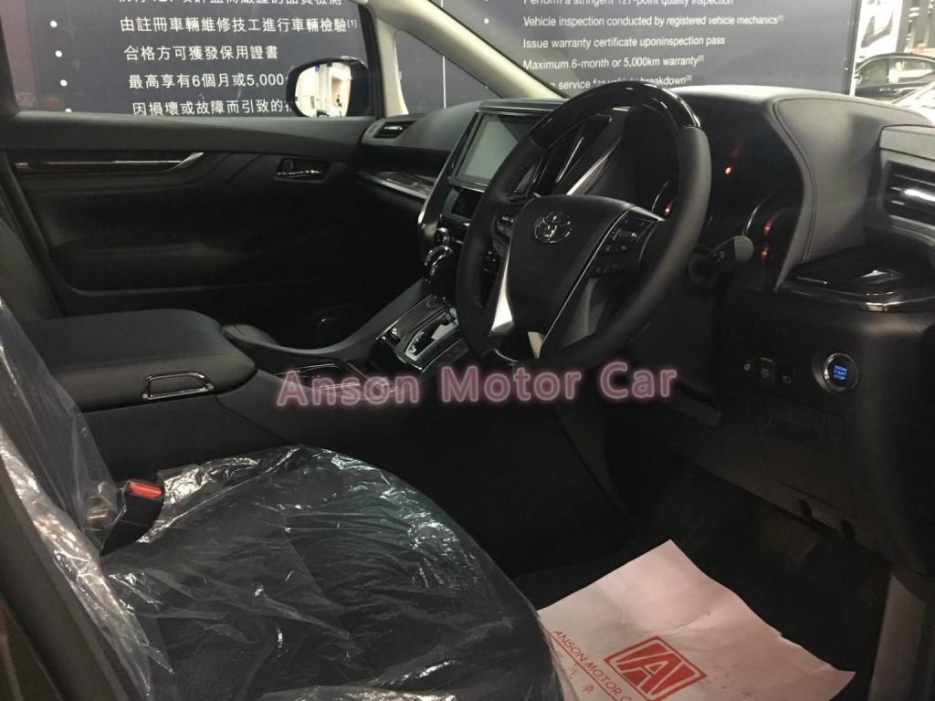 Toyota VELLFIRE FACELIFT 2.5 ZG