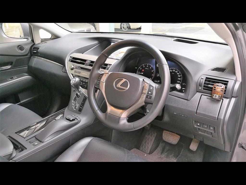 Lexus RX270 ULTIMATE