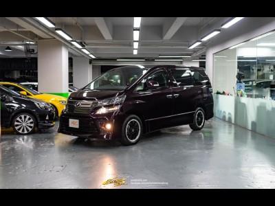 Toyota Vellfire 2.4 Z Facelift