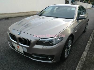 BMW  520iA FACELIFT