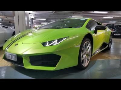 Lamborghini huracan lp580 2