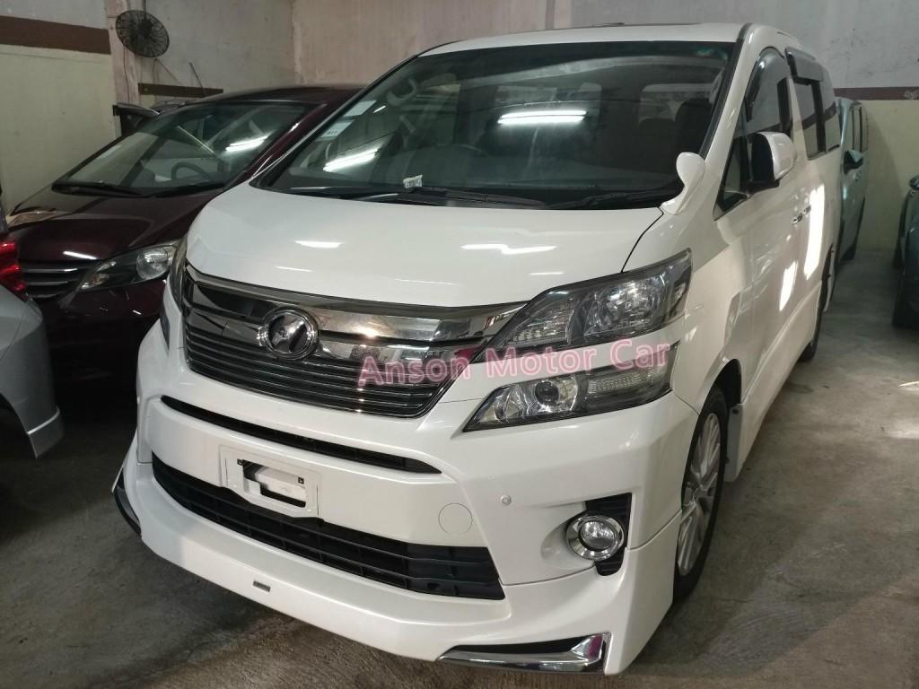 Toyota ALPHARD 2.4 Z
