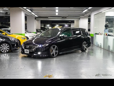 Honda Odyssey Absolute Facelft