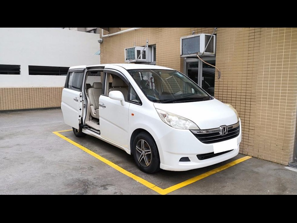 Honda STEPWGN WELCAB