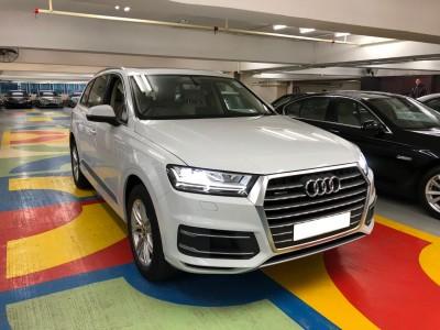 Audi q7 45 TFSI