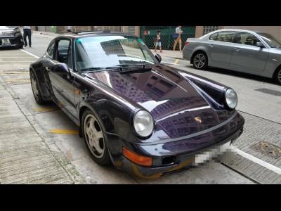 Porsche 911 964 c4 m/t