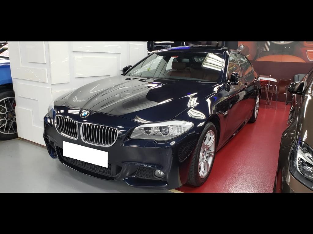 Gainfull Motors Bmw 520ia M Sport