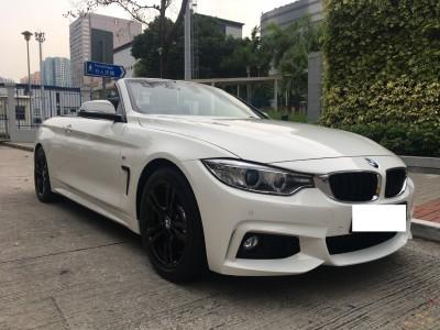 BMW  428IA CAB M SPORT