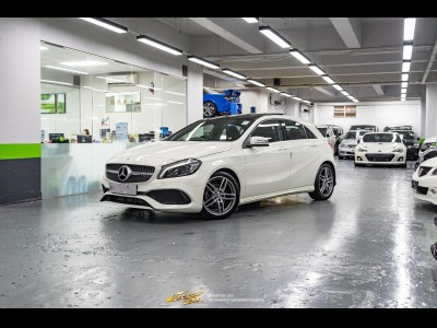 Mercedes-Benz A200 AMG Package