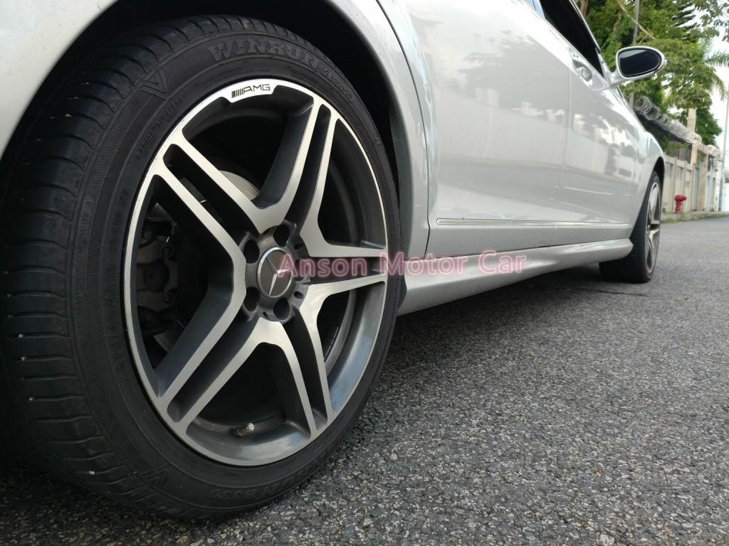 Mercedes-Benz S500 AMG