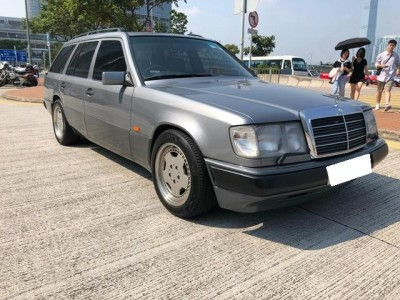 Mercedes-Benz 320TE