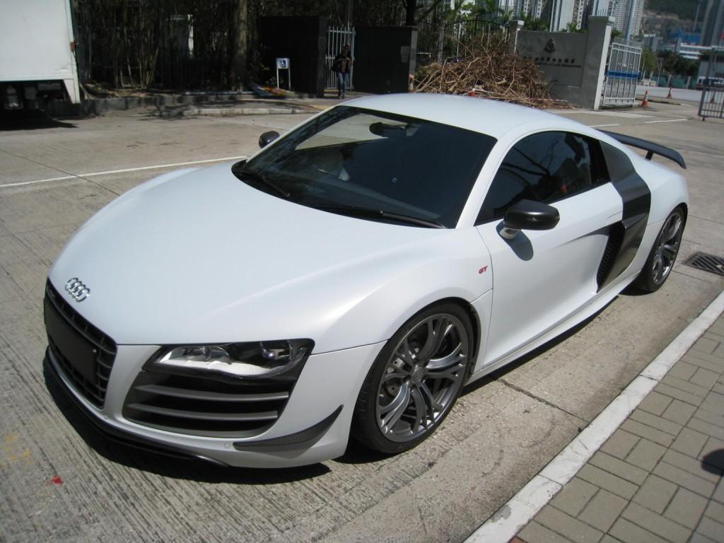 Audi R8 GT V10