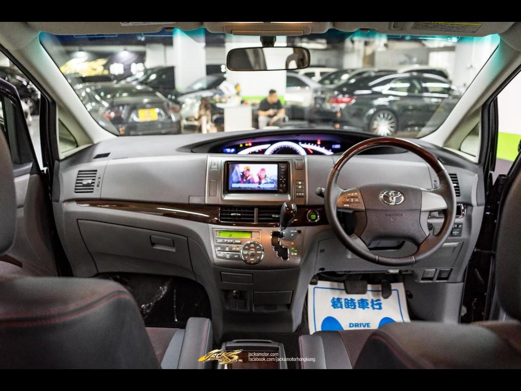 Toyota Estima Aeras 2.4 20th Anniversary Edition