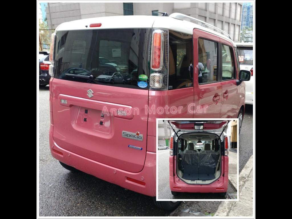 Suzuki SPACIA X HYBRID