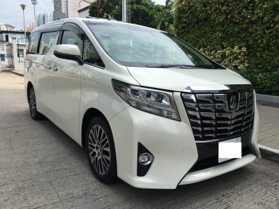 Toyota ALPHARD 350