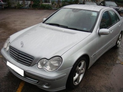 Mercedes-Benz C200 KOMPRESSOR