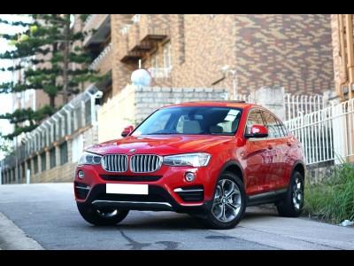 BMW  X4 XDrive28iA XLine