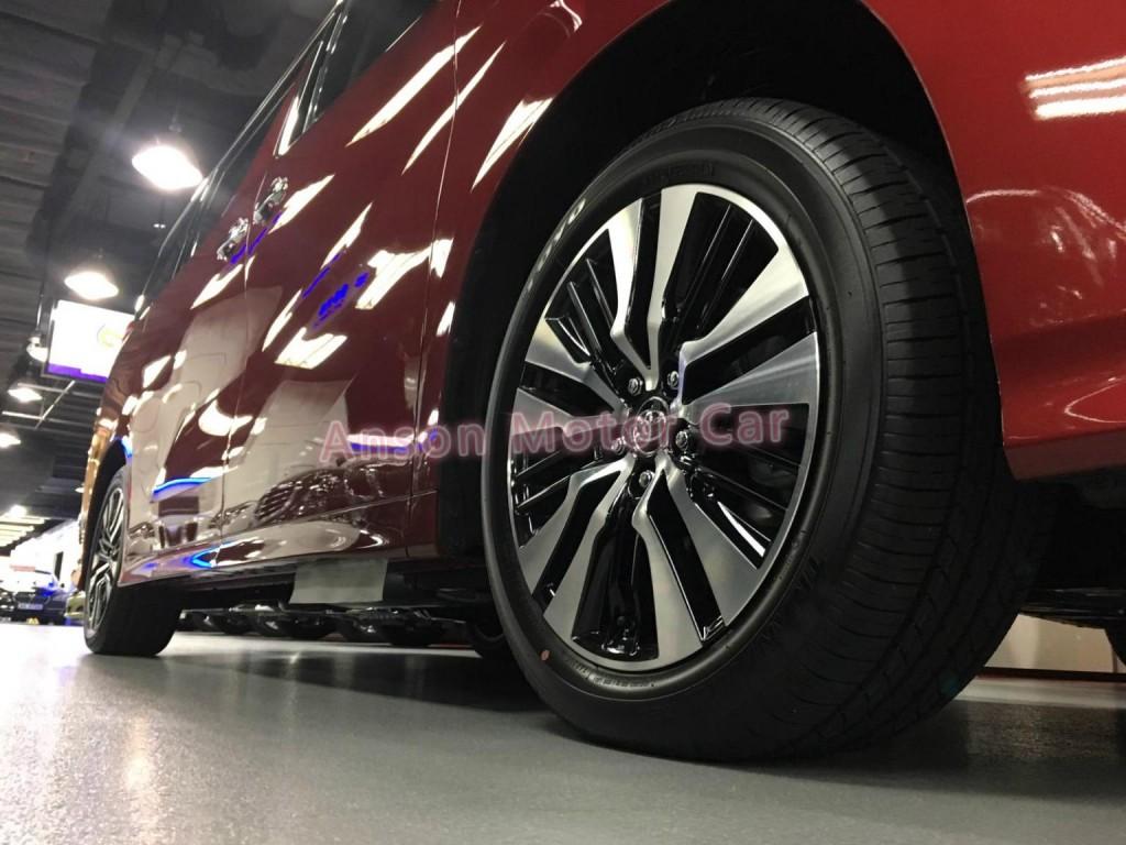 Toyota ALPHARD FACELIFT 3.5 SC