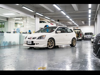Honda Civic Type-R EP3 Mugen