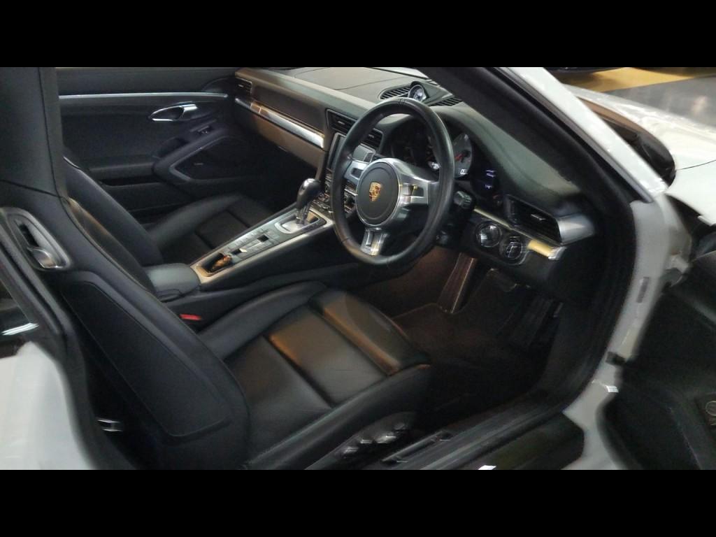 Porsche 991 c4s
