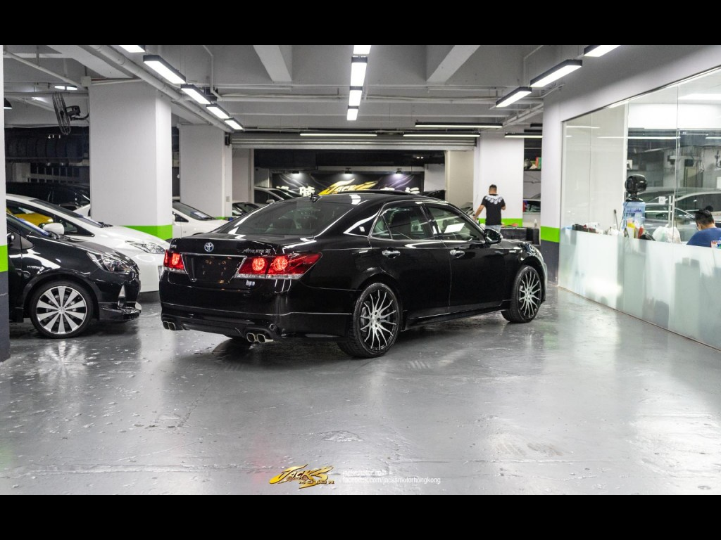 Toyota Crown Athlete Hybrid 2.5 S