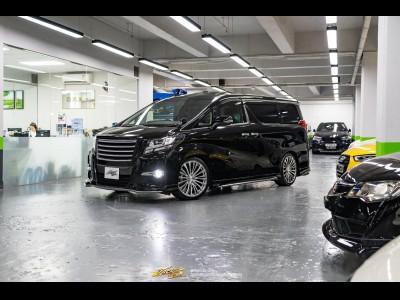 Toyota Alphard 2.5 ROJAM