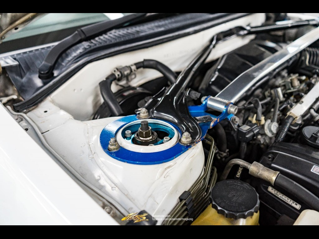 Toyota Sprinter GT AE111