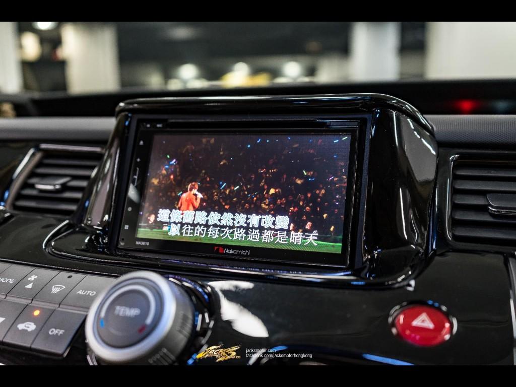 Honda Stepwgn 2.0 G Facelift Mugen