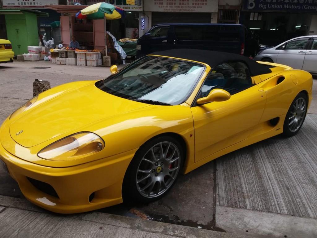 Ferrari  F360 F1