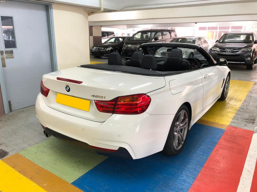 BMW  428i cab. M sport