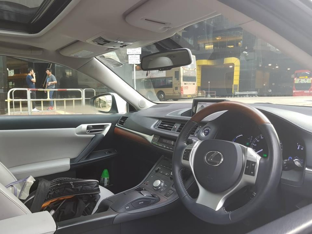 Lexus CT200H ULTIMATE