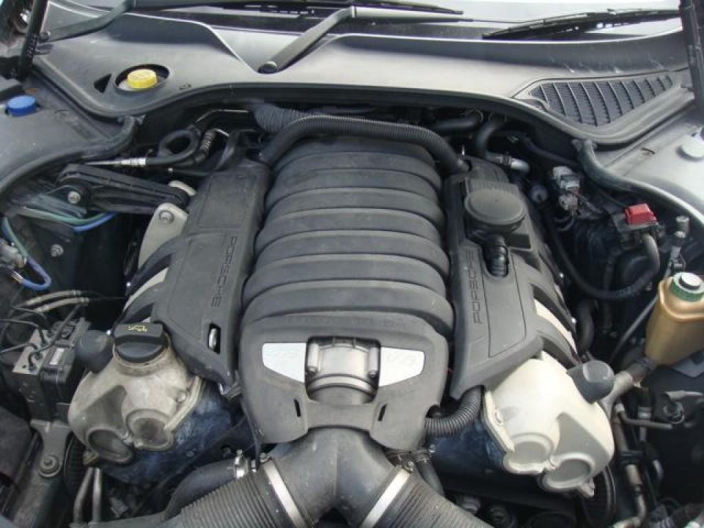 Porsche PANAMERA 4S 4.8