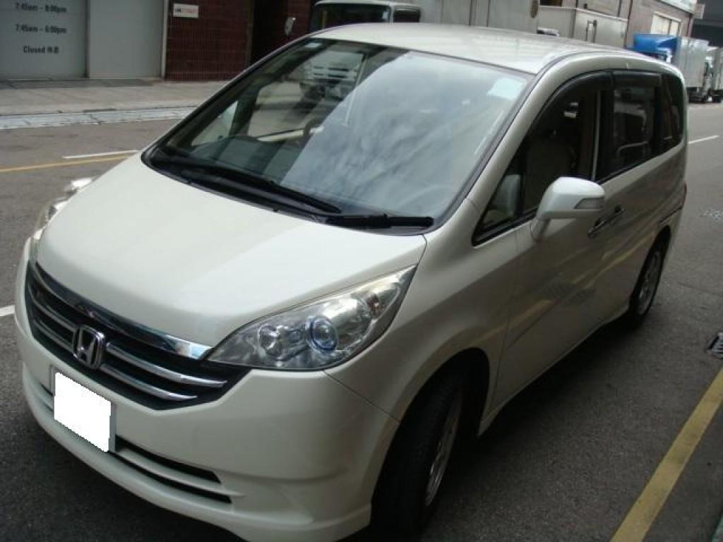 Honda STEPWGN 2.0 RG1