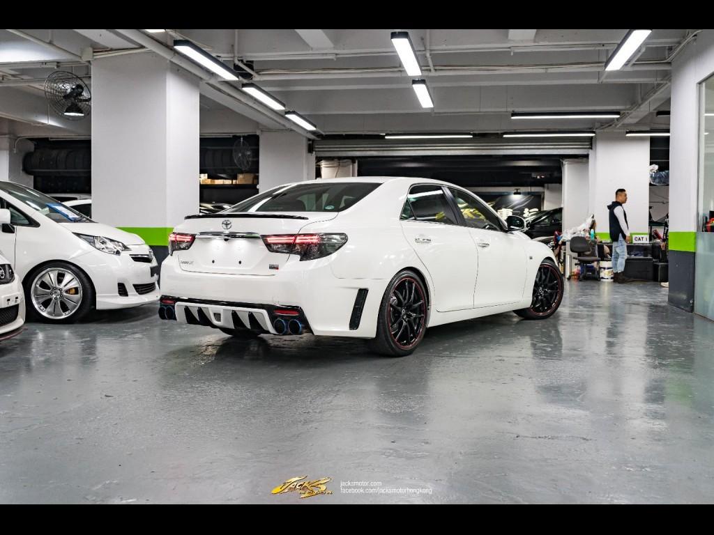 Toyota Mark X G's