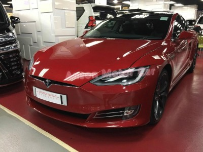 Tesla Model S P90D FACELIFT