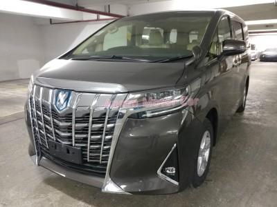Toyota ALPHARD FACELIFT 2.5 X HYBRID